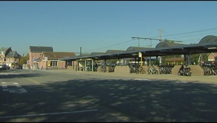 Steekpartij aan station Puurs-Sint-Amands