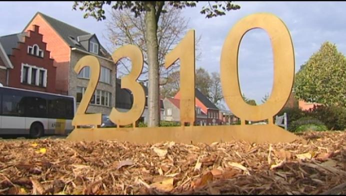 2310: Postcode wordt feestdag in Rijkevorsel