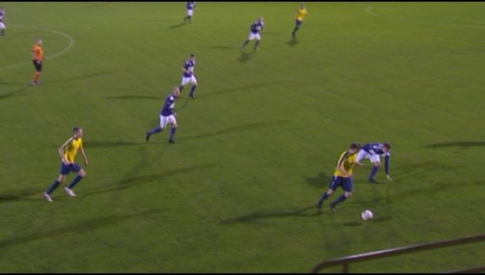 FC De Kempen legt FC Heikant over de knie na dolle match
