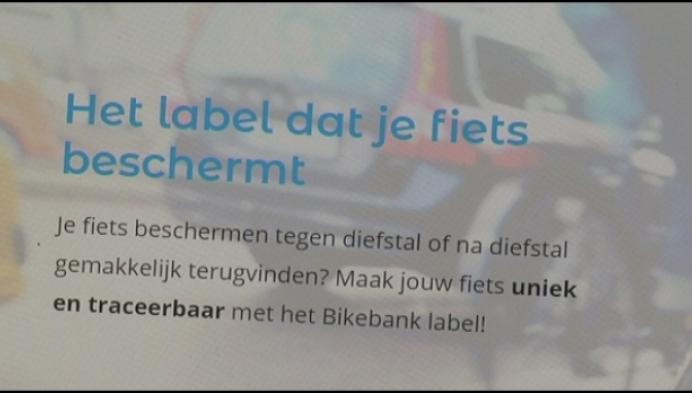 Bikebank helpt gestolen fietsen terugvinden