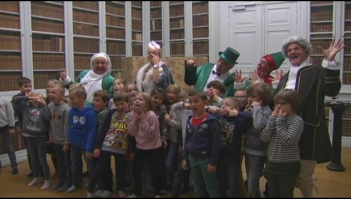 Kerstmagie voor het eerst ook in Kasteel d'Ursel