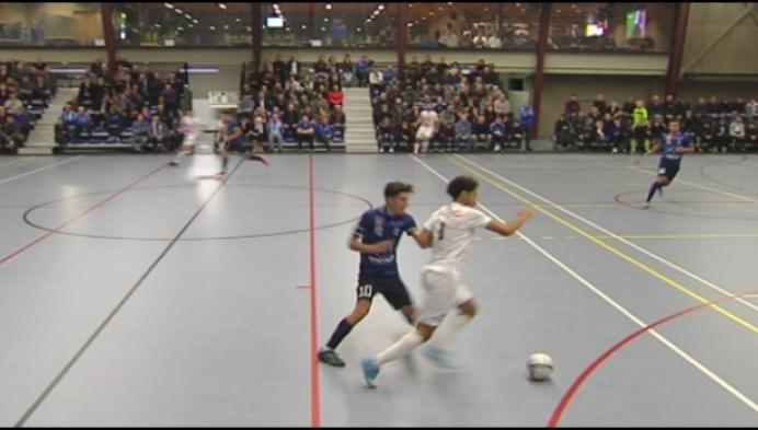 Malle-Beerse maakt er met 12-5 doelpuntenkermis van tegen Moeskroen