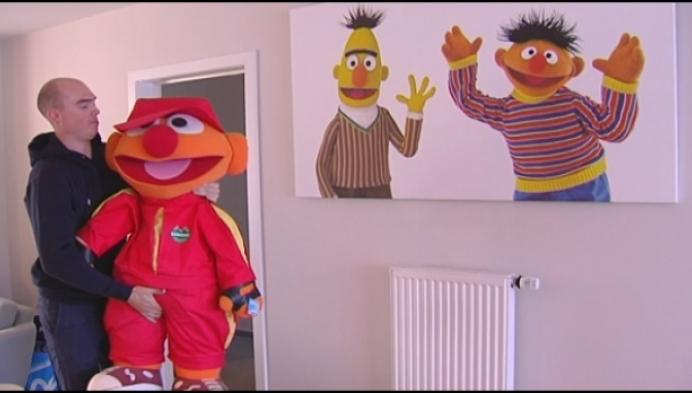 Heistenaar droomt van eigen Sesamstraat-museum