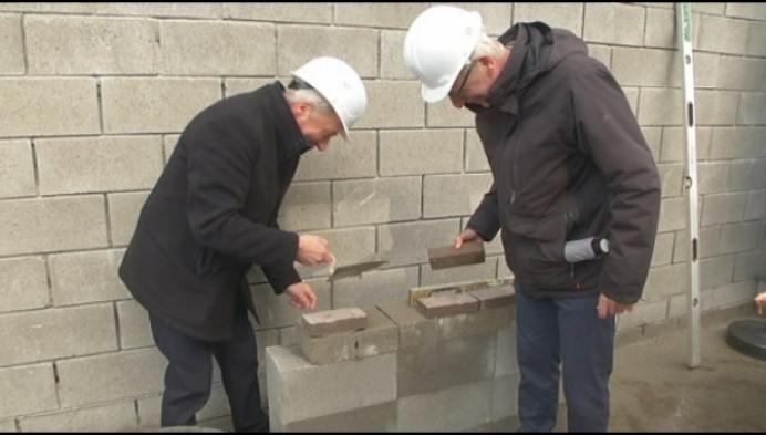 Nieuwbouw KU Leuven in Geel voor insecten -en plantenonderzoek