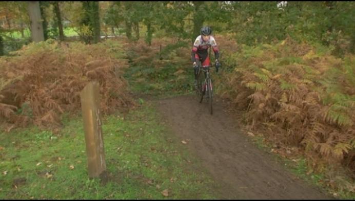 Nieuw mountainbikeparcours in Herentals