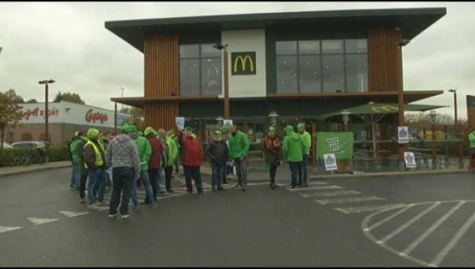 AVC wil afvaardiging in Kempense Mcdonald's-restaurants