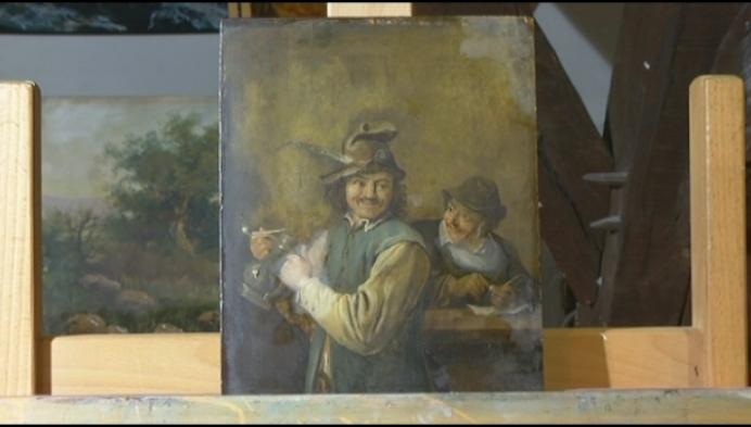 Kunstrestaurator uit Zoerle-Parwijs ontdekt Teniers