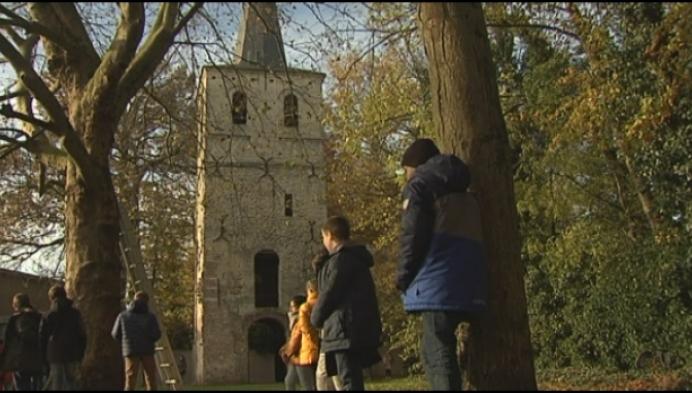 Muizenaars herdenken bombardement op kerk