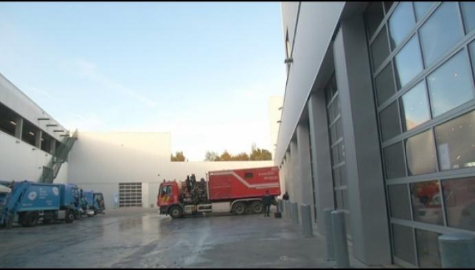 Nieuwe brandweerkazerne nu ook officieel in gebruik genomen