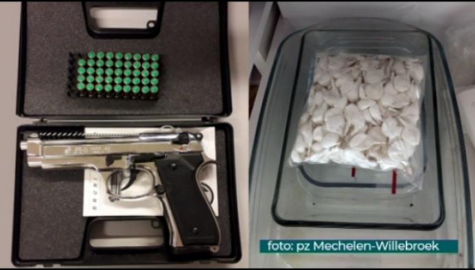 Mechelse familie leidt groot drugsnetwerk: 18 mensen aangehouden