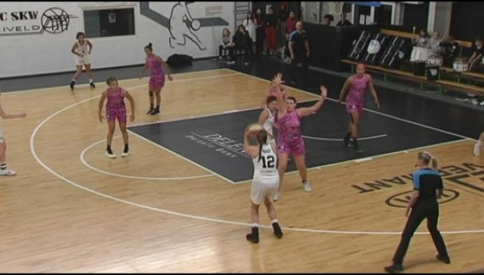 Basketdames Katelijne stoten door in Eurocup!