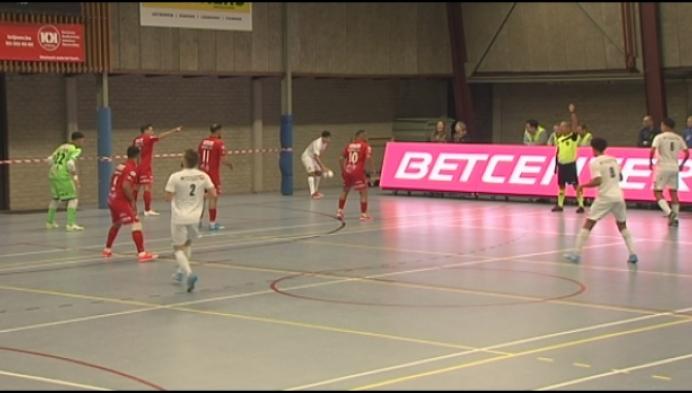 Malle Beerse krijgt pak slaag van leider Antwerpen