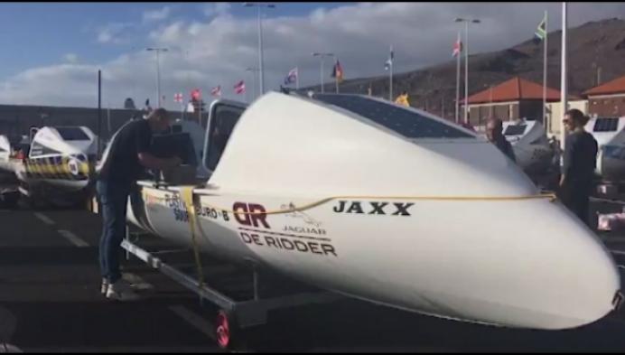 Man uit Laakdal steekt Atlantische Oceaan over met roeiboot