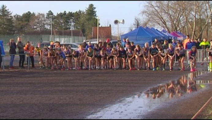 650 deelnemers aan de start van Veldloop Booischot