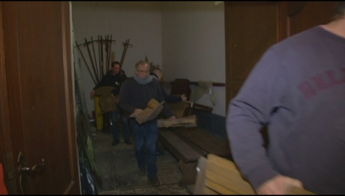 Kerstconcert voor restauratie herontdekte biechtstoel