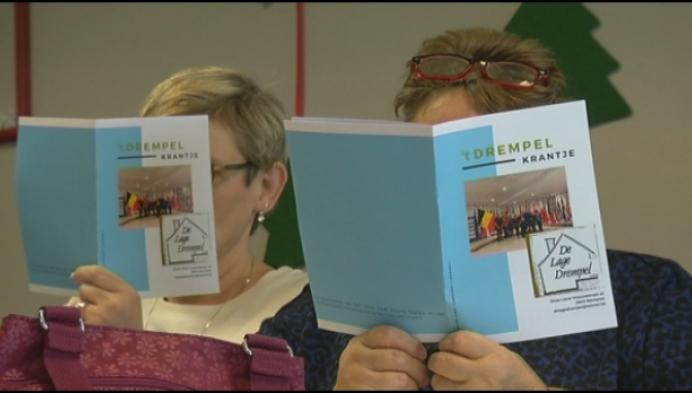 De Lage Drempel uit Mechelen maakt opnieuw eigen gazet