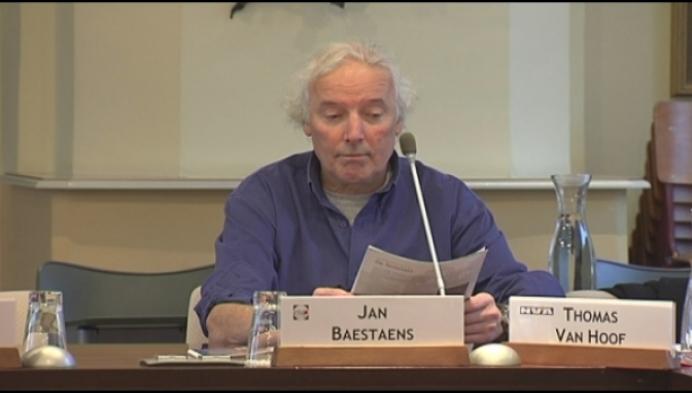 Jan Baestaens al 25 jaar luis in de pels van bestuur