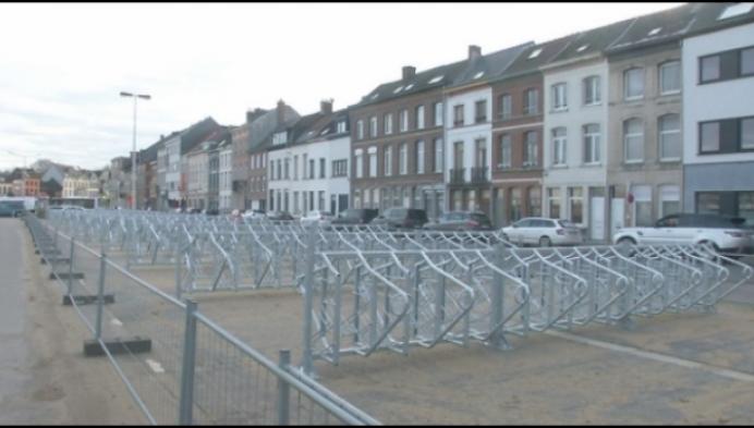 Station Lier heeft voortaan grotere fietsenstalling