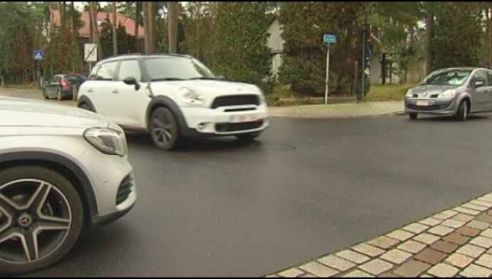 Verkeerstellingen voor nieuwe wijk in Rijmenam