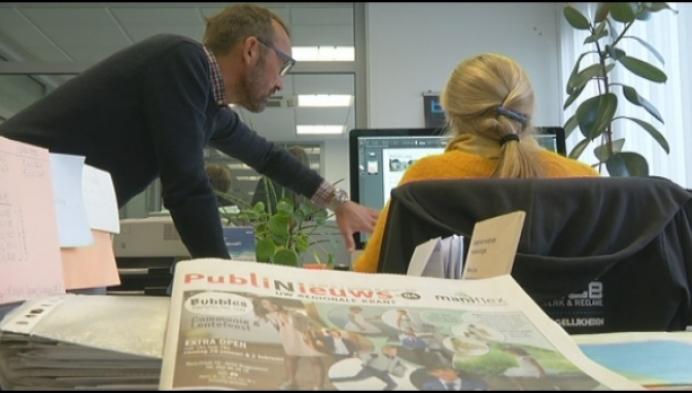 Stopt PubliNieuws in Willebroek door te hoge taksen?