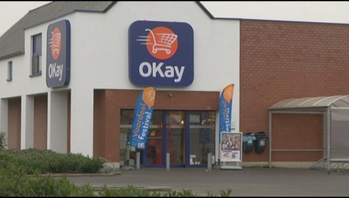 Dief Kempense Okay-winkels klemgereden in Kasterlee