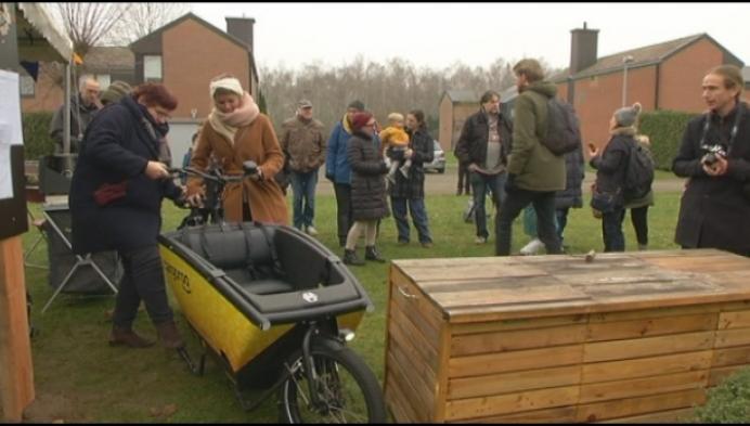 Mechelen lanceert eerste buurtbakfietsen