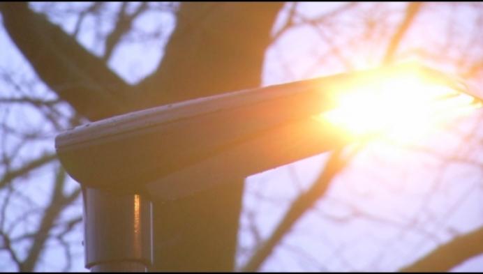 Fietspad in Vrijbroekpark krijgt milieuvriendelijke verlichting
