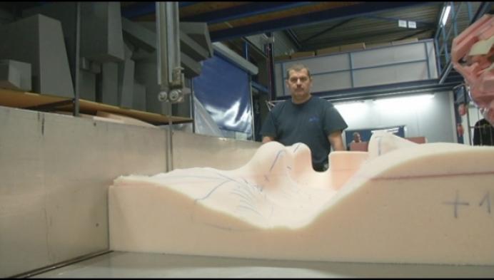 Bedrijf lanceert speciale matras voor mensen met beperking