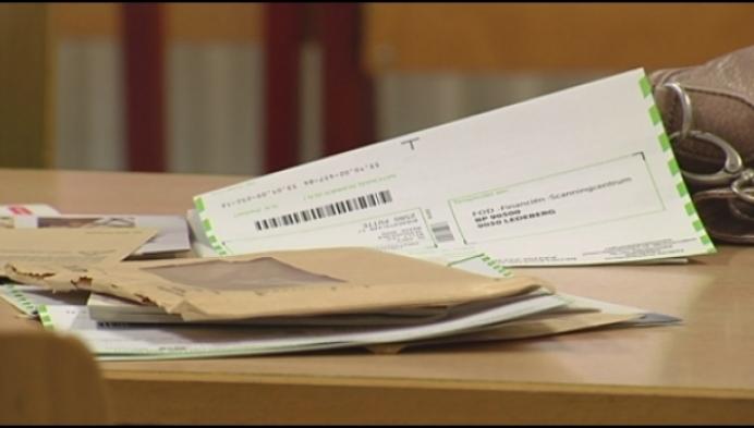Belastinginspecteur sloeg zelf 150.000 euro achterover