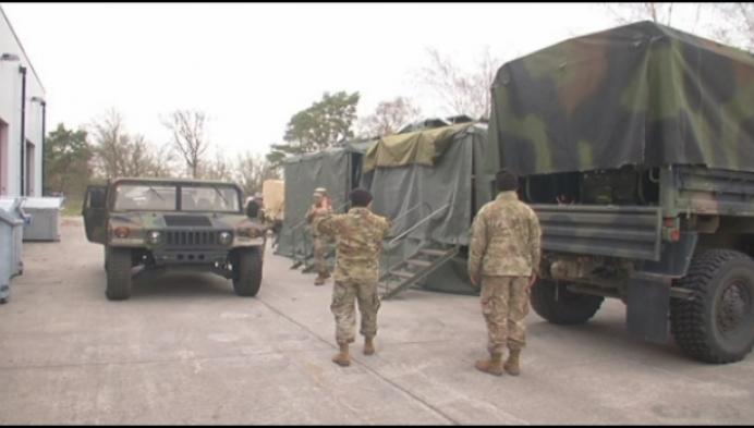Grobbendonk thuisbasis voor 1800 Amerikaanse soldaten