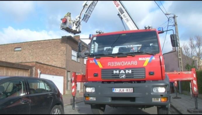 Mechelen: meer dan 900 oproepen na storm Ciara