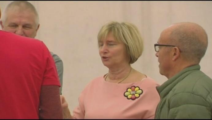 Liliane Stevens 25 jaar lang provincieraadslid