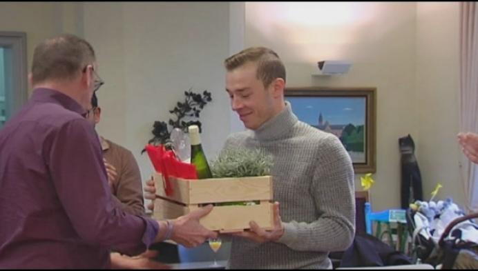 Heist-op-den-Berg eert zijn kampioen Sweeck