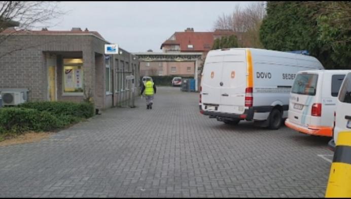 Plofkraak op bpost-kantoor in Hoogstraten
