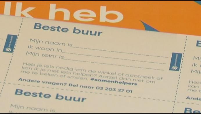 150 vrijwillige postbodes brengen Corona-flyers rond in Puurs-Sint-Amands