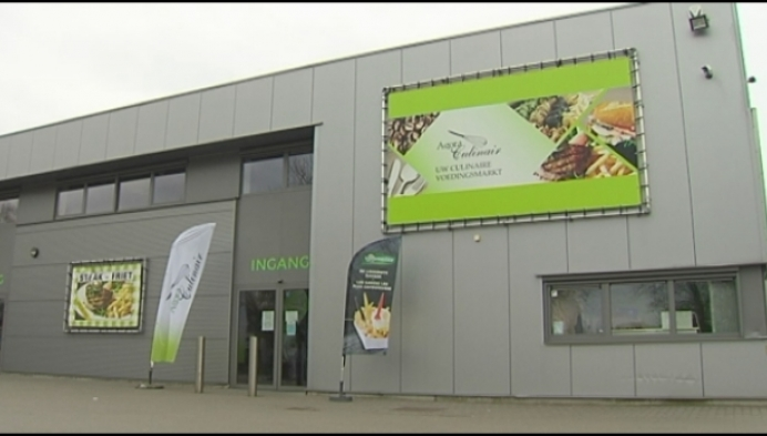 Agora Culinair geeft zorgverleners voorrang in winkel