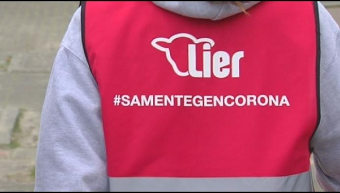'Rode Hesjes': stad Lier stuurt vrijwilligers uit