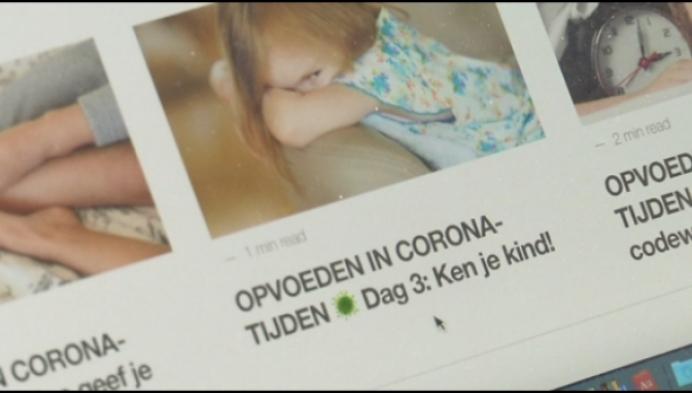 Kinderpsychologe schrijft blog over coronastress bij kinderen