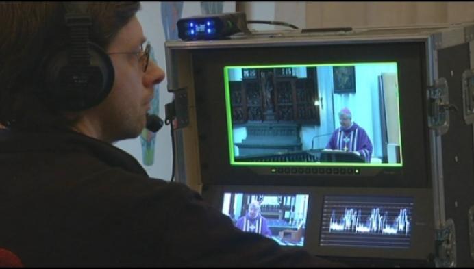 RTV/TV Plus zendt misviering Witte Donderdag live uit
