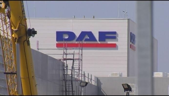 DAF Trucks start maandag opnieuw op met 100 man