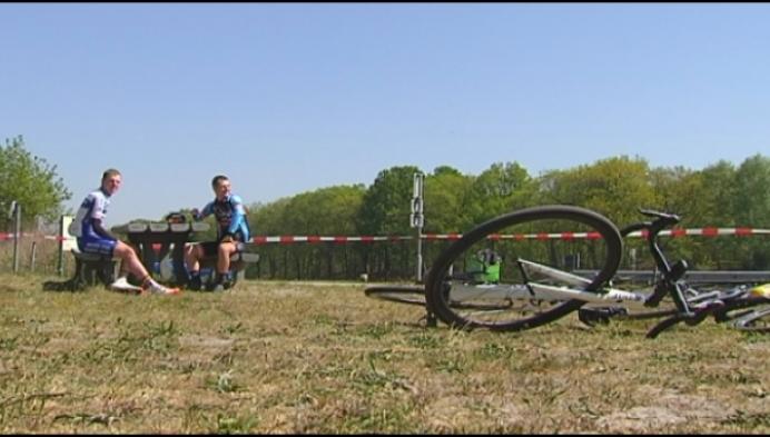 Jonge wielrenners rijden deze week 1000 kilometer