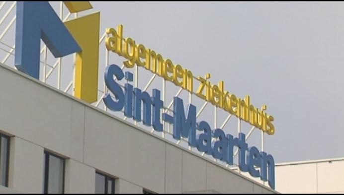 AZ Sint-Maarten kan 1 COVID-afdeling sluiten