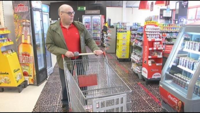 """Mollenaar naar de winkel als slechtziende: """"Niet simpel"""""""