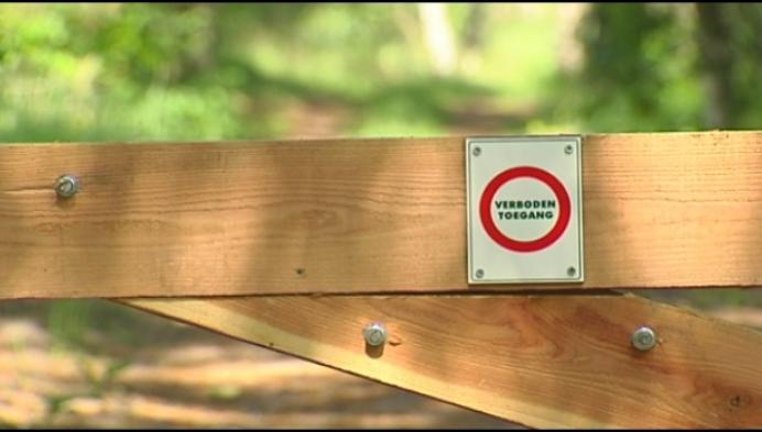 Open VLD boos over afsluiten natuurgebieden in Postel