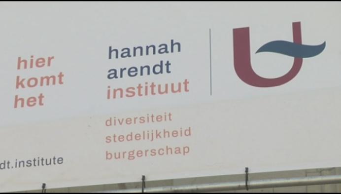 Hannah Arendt Instituut in Mechels stadhuis