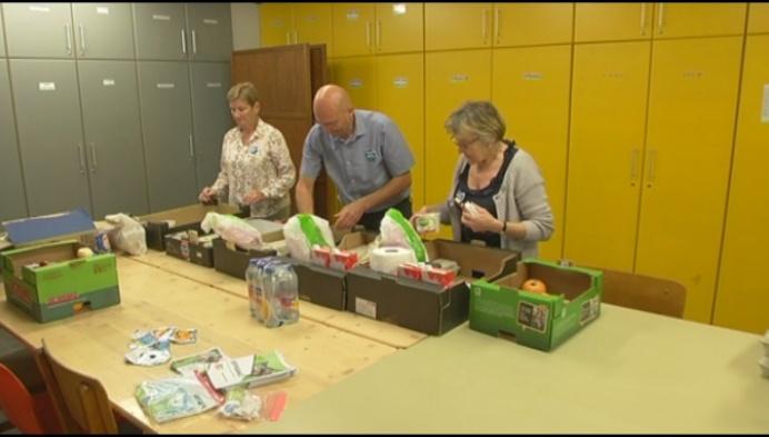 Armoede-organisatie Sprang dringend op zoek naar nieuw lokaal