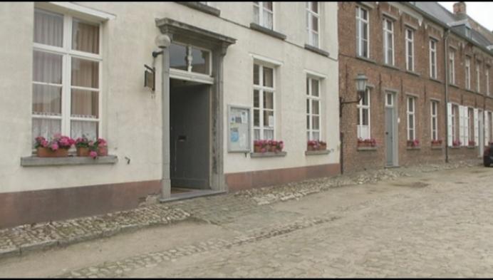 Komt er een café of brasserie in het Begijnhof in Herentals?