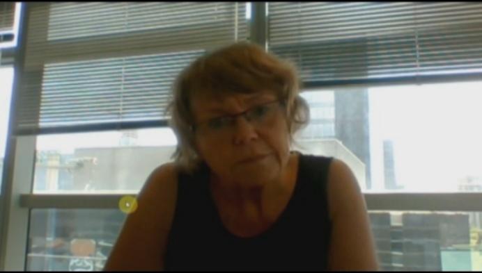 Karine Moykens leidt nu ook de contact tracing