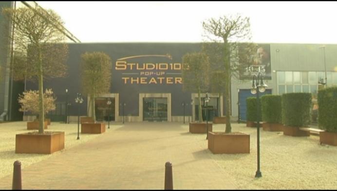 """Pop-up theater wordt concertzaal: """"Schade beperken"""""""