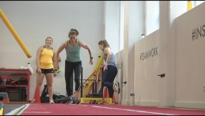Belgian Bullet Sara Aerts start voorbereiding nieuw seizoen